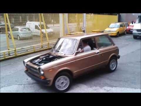 AUTOBIANCHI A112 ABARTH 70HP TERZA SERIE DEL 1977 RESTAURO - YouTube