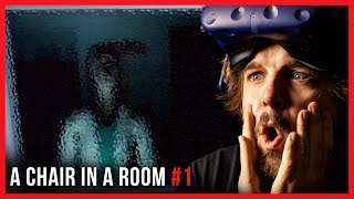 Rick in der Klapse! - Chair in a Room [Horror VR]