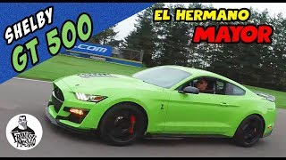 Shelby GT 500 El hermano mayor