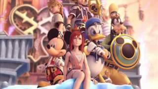 Kingdom Hearts II Final Mix - Deep Anxiety