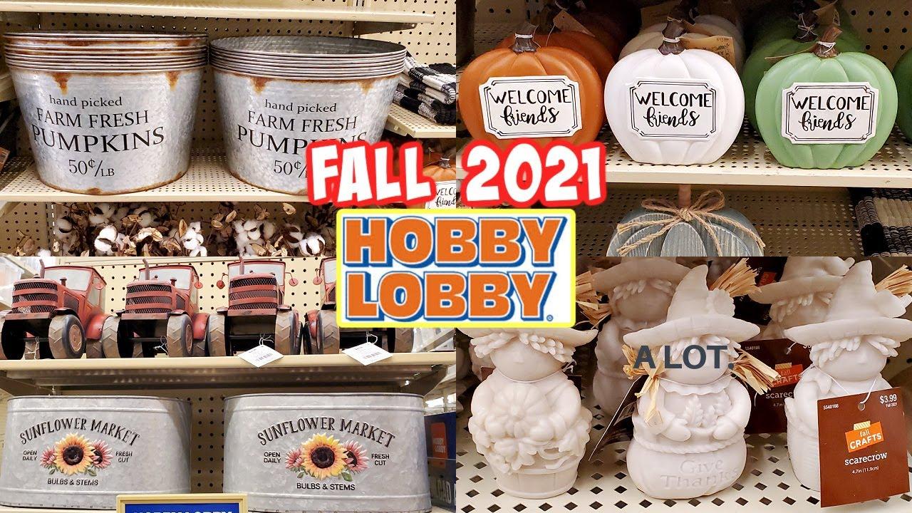 FALL HOME DECOR IDEAS HOBBY LOBBY BROWSE WITH ME 20
