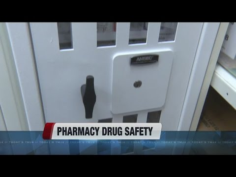 New safe installed in Walgreens stores to prevent pharmacy robberies