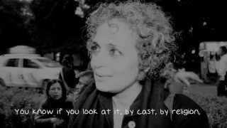 Arundhati Roy & Same Love | Artist At Work Productions