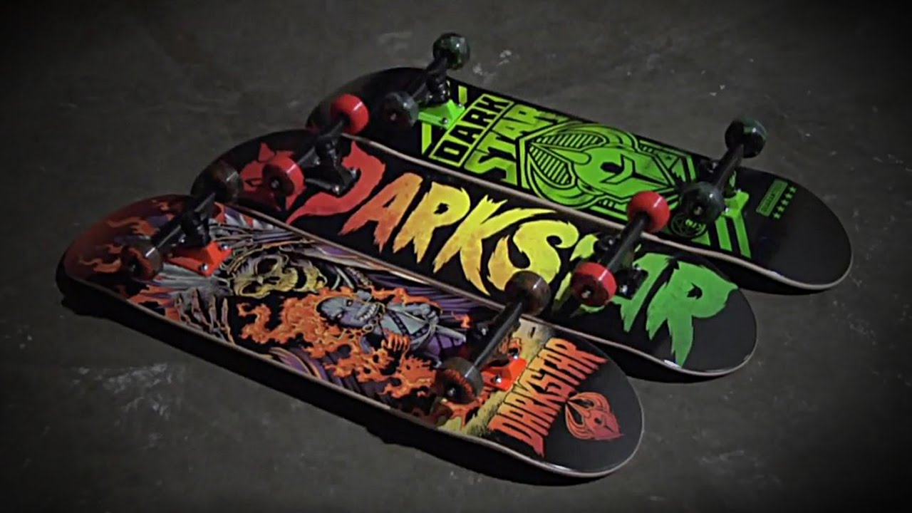 Darkstar Complete Skateboards