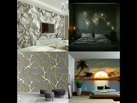 3D WALLPAPER COLLECTION for bedrooms