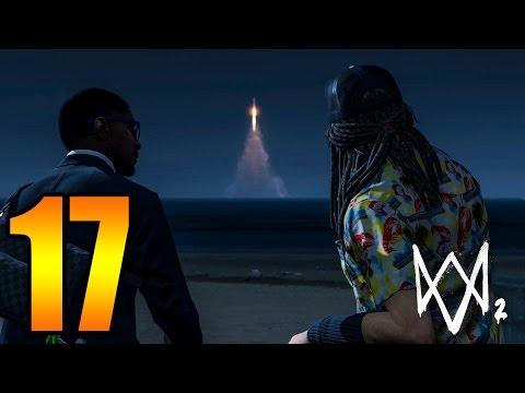 Watch Dogs 2 (17) Ngehack ROCKET NASA !! Cukup Funny.... XD