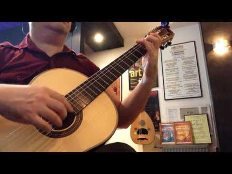 The Yellow Rose of Texas   Acoustic Guitar, Classic Fingerstyle