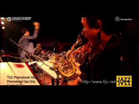 TIJC2013 A Night In Tunisia [Composed by Dizzy Gillespie Arranged by Michael Phillip Mossman] MJO