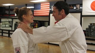 In this video Shihan Chris Fay and his wife, Angela, demonstrate a ...
