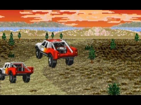 Super Off Road: The Baja (SNES) Playthrough- NintendoComplete
