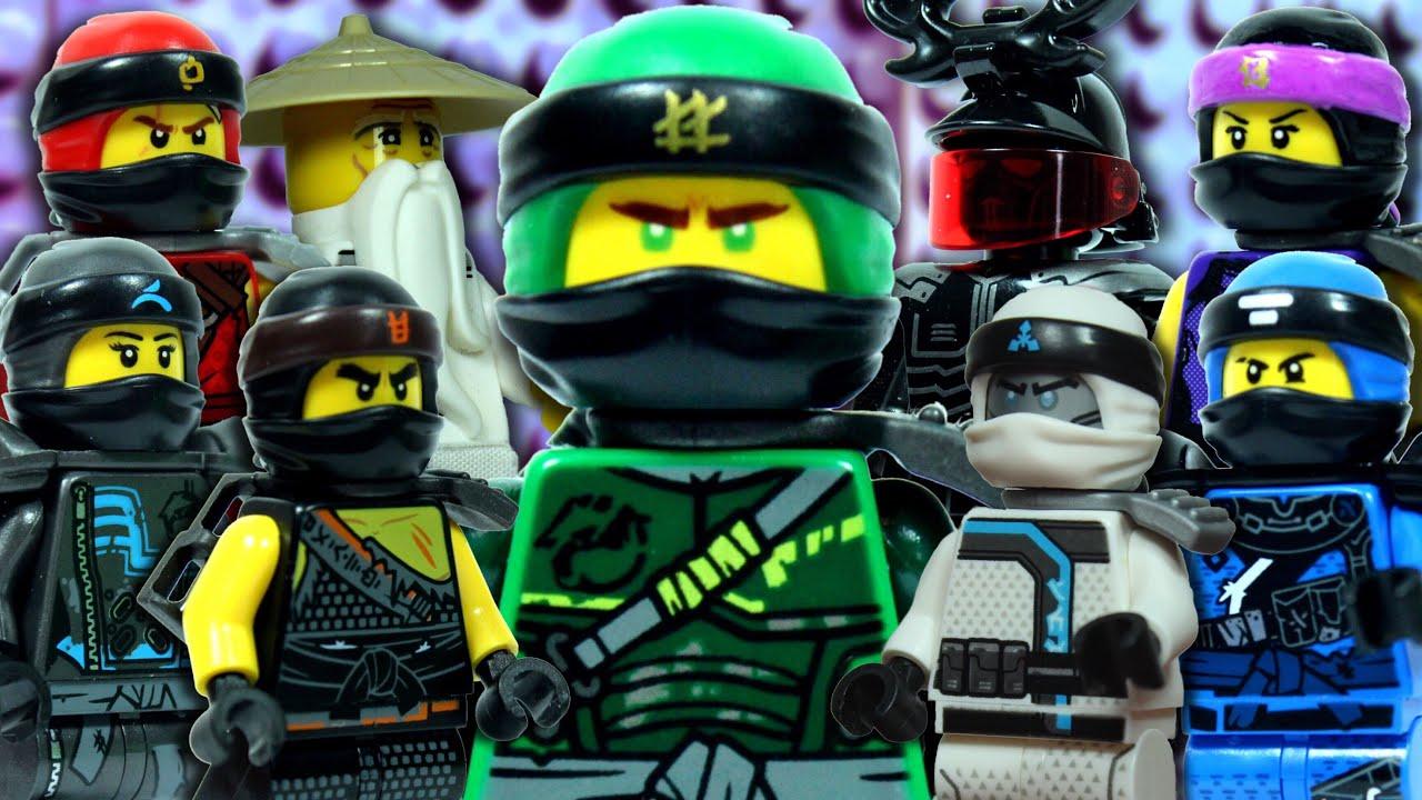 It is an image of Amazing Images of Ninjago