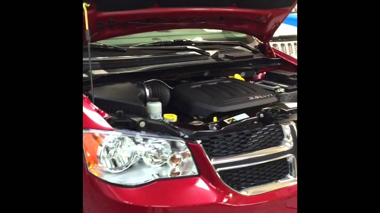 Dodge Grand Caravan Block Heater Location Youtube 2004 Durango Fuse Box