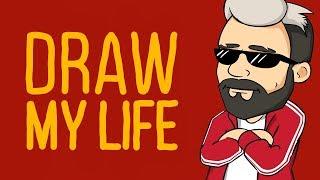 DRAW MY LIFE - СЛОМАННАЯ ЧЕЛЮСТЬ (Анимация)