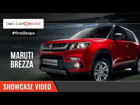Maruti Suzuki Vitara Brezza | Showcase Video | CarDekho@AutoExpo2016