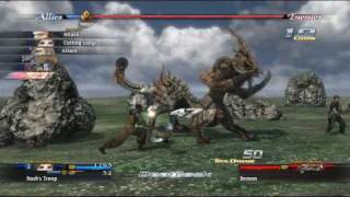 The Last Remnant PC Gameplay