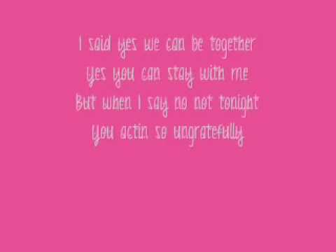 Beyonce- Yes lyrics