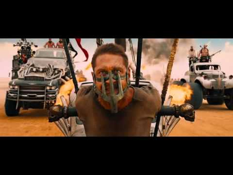 Mad Max Fury Road First Chase Scene
