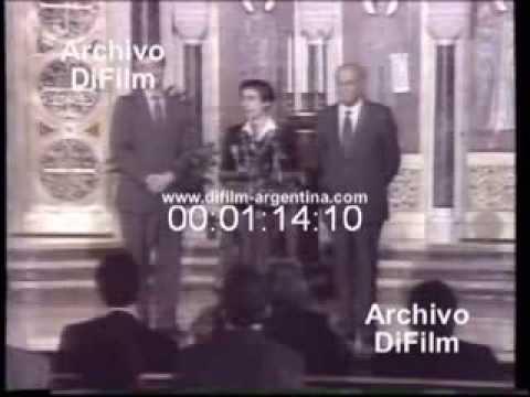 DiFilm - Conferencia de paz y el agua en Medio Oriente (1991)