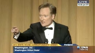 Conan Hates The Huffington Post