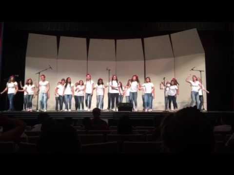 Estacado Middle School Varsity Women- Footloose