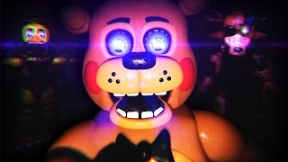 THIS IS TOO REALISTIC!    FNAF 2: Free Roam Unreal Edition