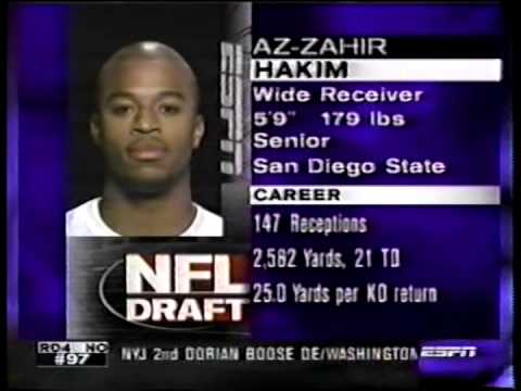 1998 NFL Draft (part 2)
