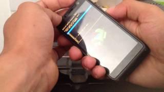 Hard Factory reset, como formatar, tirar senha, desbloquear MOTOROLA RAZR D3 XT920