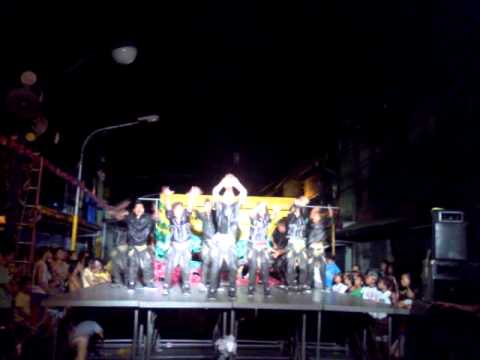 Names Going Wild in Solis St. Tondo Manila Champion May. 18, 2013