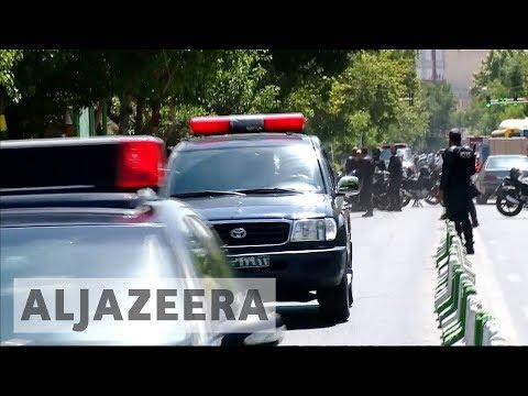 Iran attacks: Armed men storm parliament and Khomeini shrine