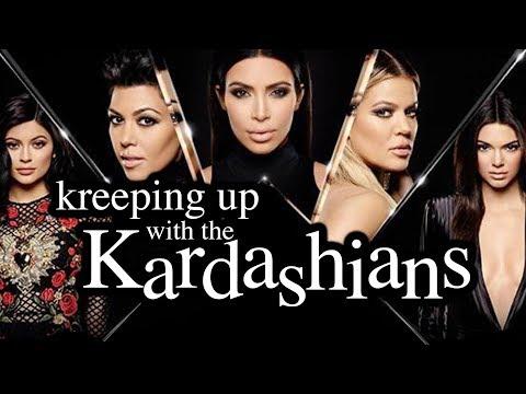 "Kim Kardashian Plays 'Kreeping Up w/ the Kardashians"" in big Boy's Neighborhood!"