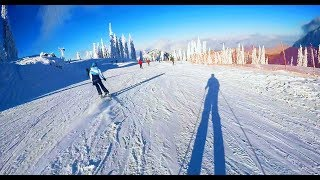 SKI winter 2019 Poiana Brasov