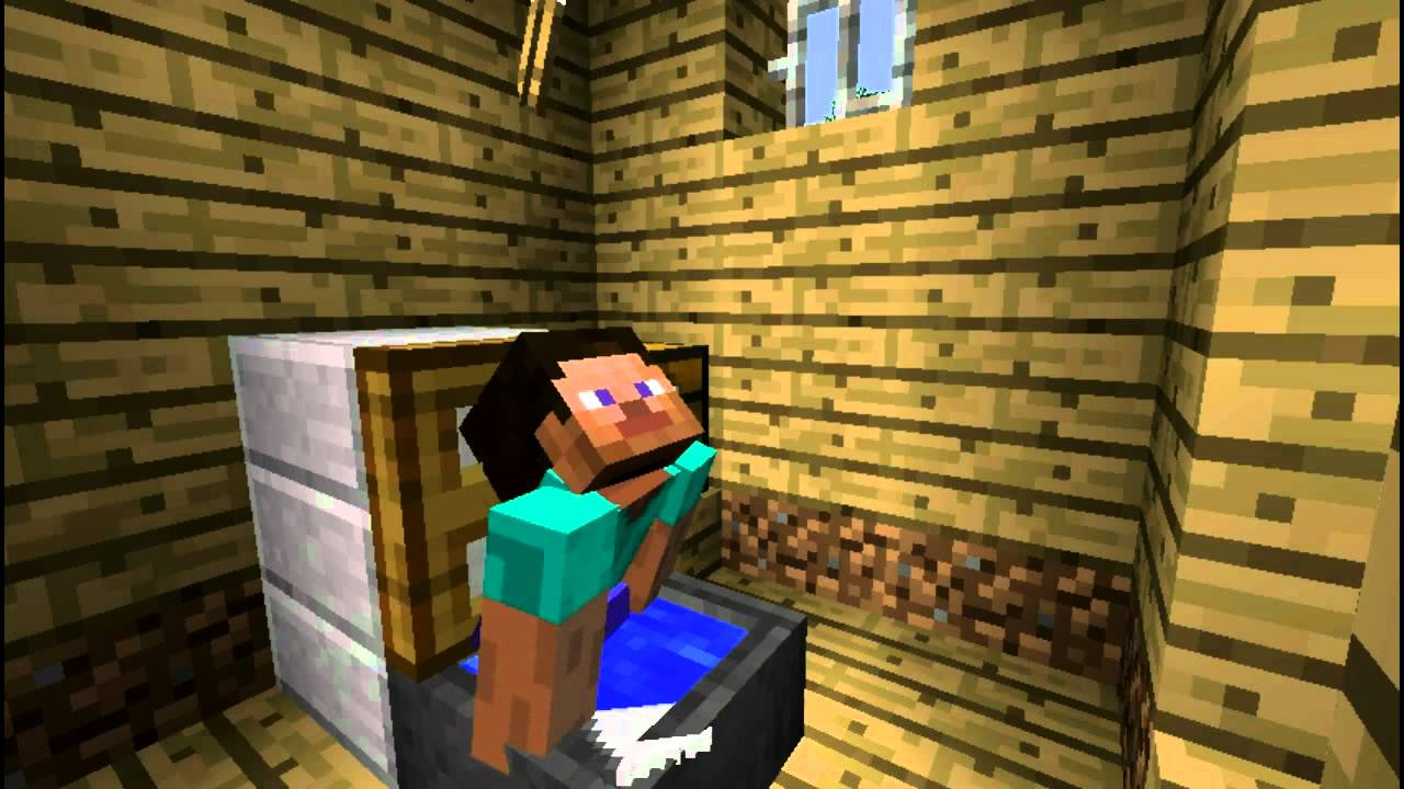 Funny Minecraft story (minevn.com)