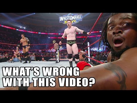 What's Wrong With This Video?: 2011 Royal Rumble Match
