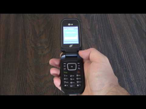 How To Restore An LG 440G Cell Phone To Factory Settings