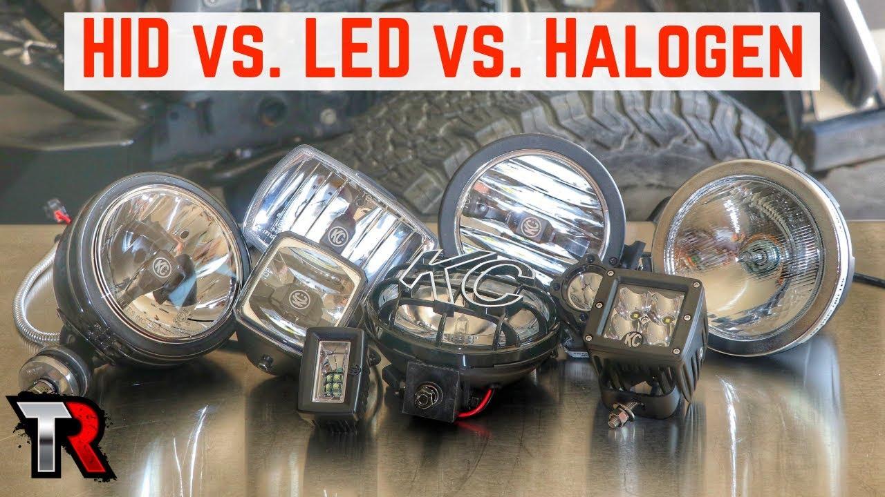 off-road-light-comparison-halogen-hid-led-beam-patterns