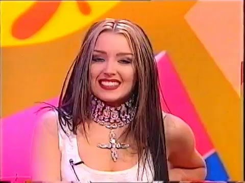 Dannii Minogue & Mark Lemarr Interview on The Word 1992