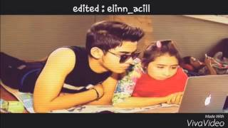 Aliando Prilly - Ku Kan Menunggu ( lyric video )