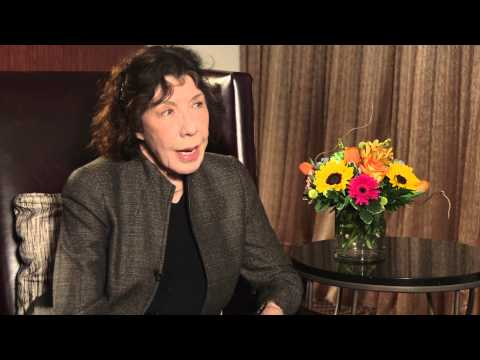 Courage - Lily Tomlin Interview for the Ann Richards School Foundation