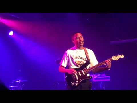 """Steve Lacy Performs """"Ryd"""" Live @ Baltimore Soundstage"""
