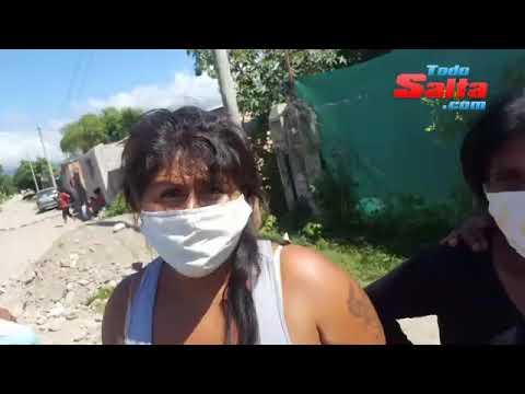 ASENTAMIENTO Y DESALOJÓ EN B JUAN MANUEL DE ROSAS.