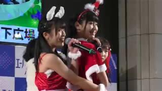 2017/12/23 エールエール X'mas イベント SPL∞ASH:泉舞衣子、岩田ちひ...