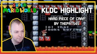 KLDC Highlight - Hard Piece of Crap by ThePat545 (SMW Kaizo)