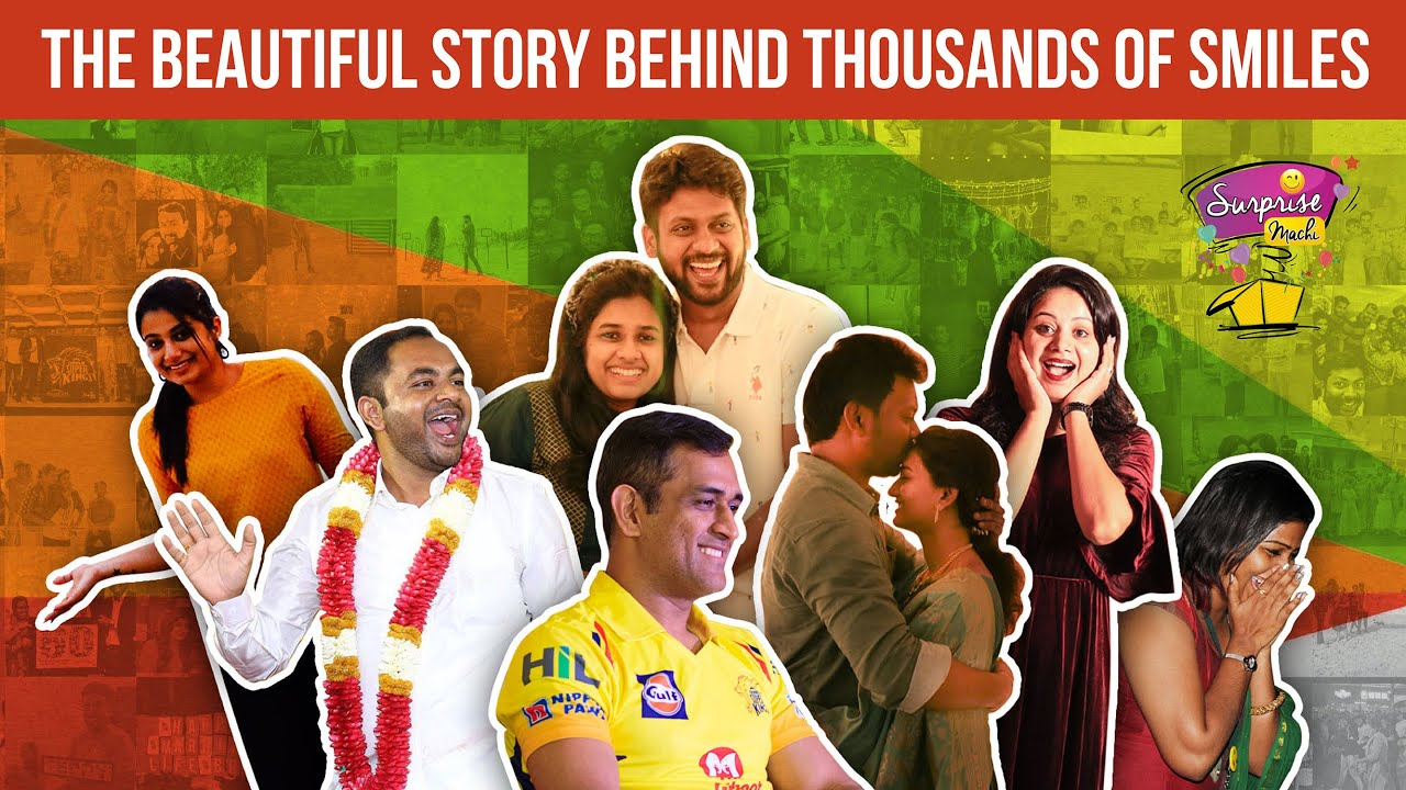 The Startup Story | Surprise Machi | Story Behind | Chennai based startup