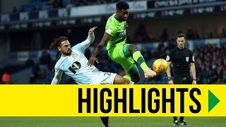 HIGHLIGHTS: Blackburn Rovers 0-1 Norwich City