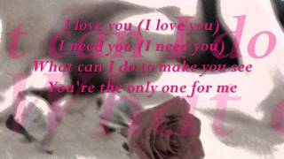 I love you - Faith Evans (Instrumental/karaoke with lyrics)