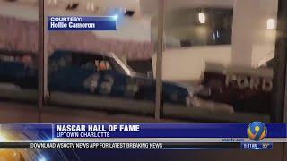 Hundreds of birds killed, hurt after flying into NASCAR Hall of Fame building
