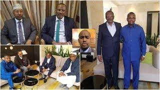 Mahad Salaad, Fiqi, C/shakuur oo Qalbi Dhagax Nairobi kubooqday | Fikrada Walalkeen Caam