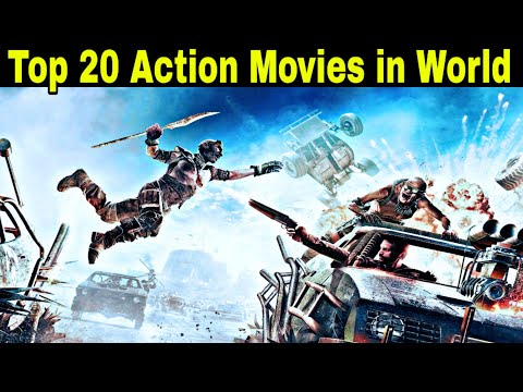 Top 20 Action Movies that Shocked😳the World(In Hindi/Tamil Dubbed)