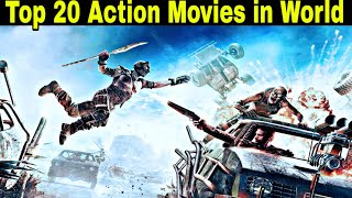 Top 20 Action Movies that Shocked?the World(In Hindi/Tamil Dubbed)