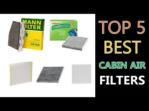 Best Cabin Air Filters 2019